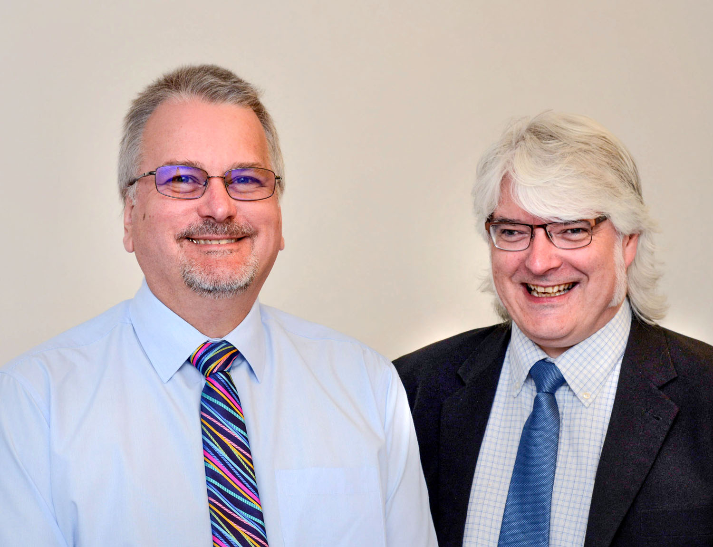 Simon Moody & John Noonan